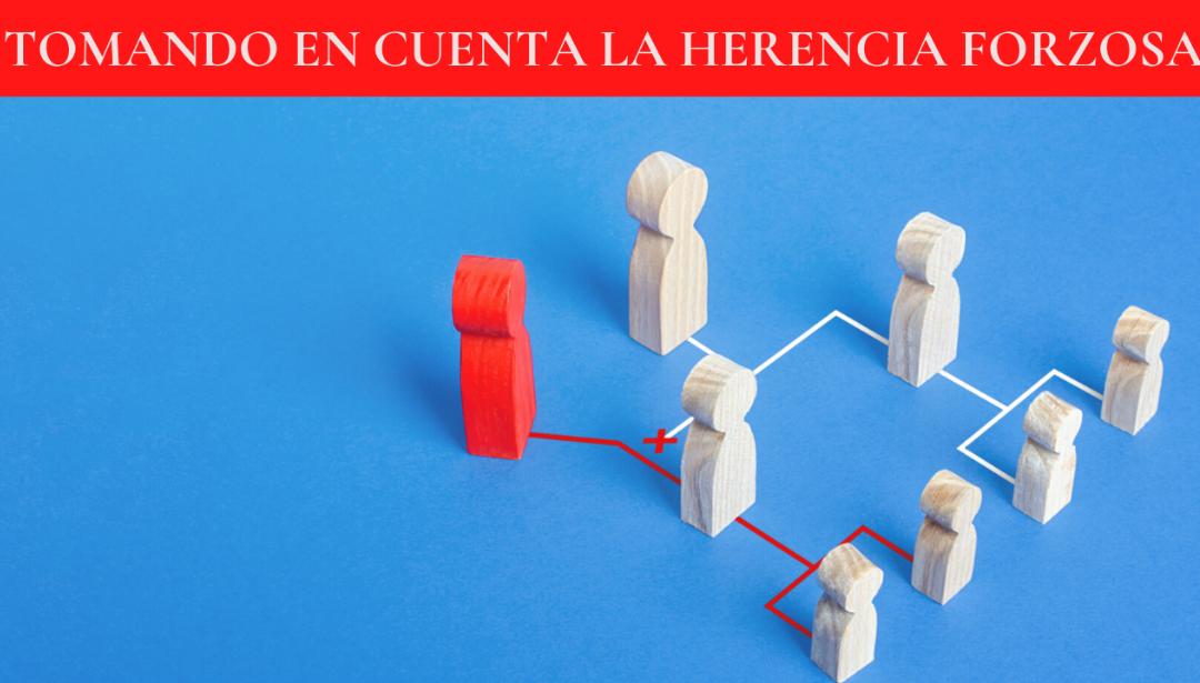 """El problema con la """"herencia forzosa"""""""
